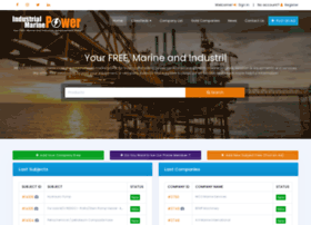 industrialmarinepower.com