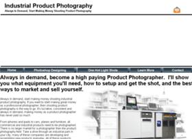 industrialproductphotography.com