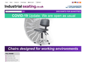 industrialseating.co.uk