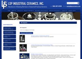 industrialtechnicalceramics.lspceramics.com