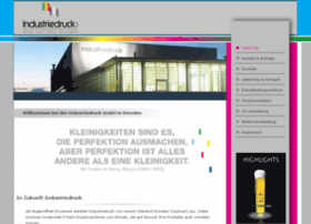 industriedruck-dresden.de