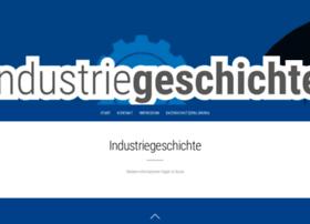 industriegeschichte.net