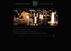 industrielle-textile.fr