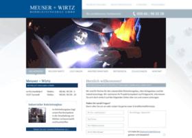 industrieservice-meuser-wirtz.de