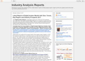 industryanalysisreports.blogspot.in