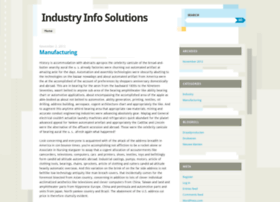 industryinfosolutions.wordpress.com