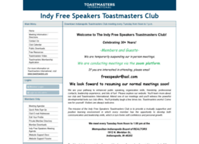 indyfreespeakers.toastmastersclubs.org