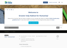 indyhabitat.volunteerhub.com