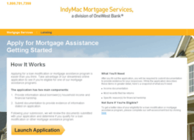 indymacmortgageservicesmodification.com