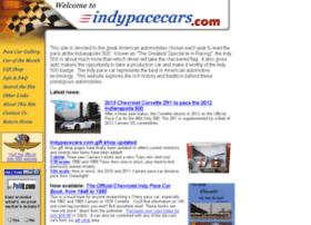 indypacecars.com