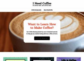 ineedcoffee.com