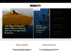 inequality.org