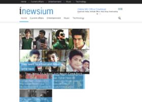 inewsium.com