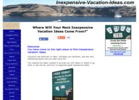 inexpensive-vacation-ideas.com