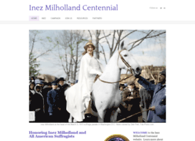 inezmilhollandcentennial.com