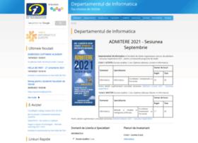 inf.ucv.ro