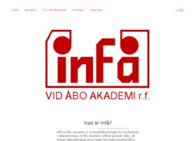 infa.fi