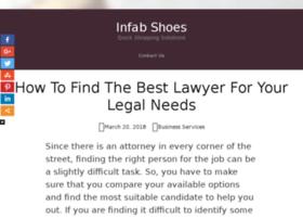 infabshoes.com