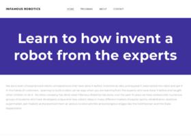 infamousrobotics.com