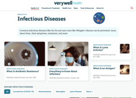 infectiousdiseases.about.com