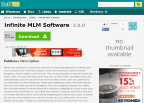 infinite-mlm-software.soft112.com