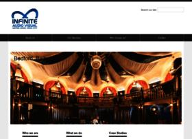 infiniteaudiovisual.co.uk