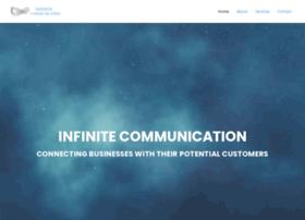 infinitecommunication.net