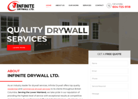 infinitedrywall.com