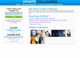 infinitefollowers.com