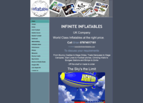 infiniteinflatables.com