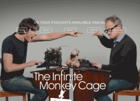 infinitemonkeycage.com