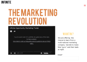 infiniteopportunitymarketing.com
