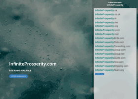 infiniteprosperity.com