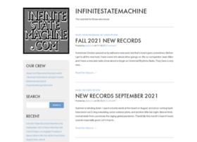 infinitestatemachine.com