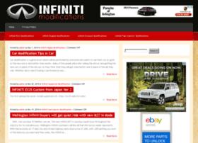 infinitimodifications.com