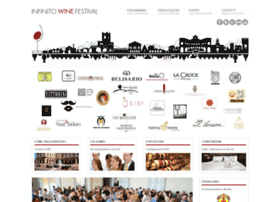 infinitowinefestival.it