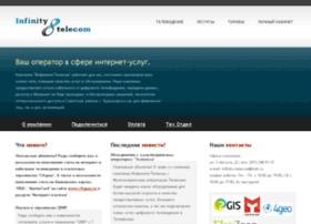 infinity-telecom.ru