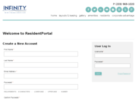 infinityharborpointapartments.residentportal.com
