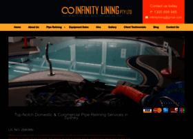 infinitylining.com.au