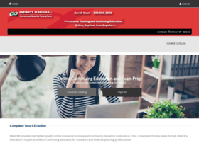 infinityschools.webce.com