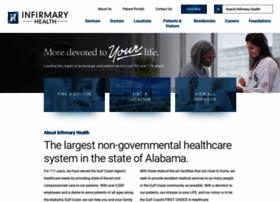 infirmaryhealth.org