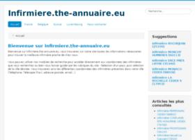 infirmiere.the-annuaire.eu
