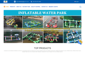 inflatable-zorb-ball.com