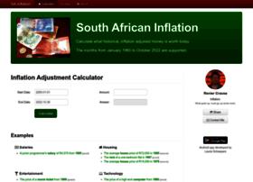 inflationcalc.co.za
