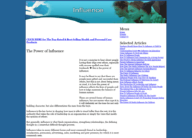 influence.bafree.net