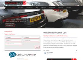 influencecars.com