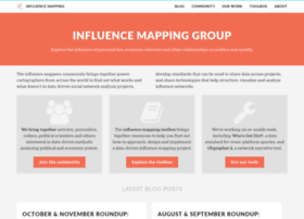 influencemapping.org