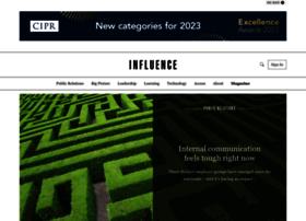 influenceonline.co.uk