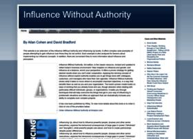 influencewithoutauthority.com