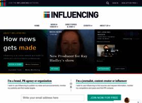 influencing.com